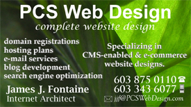 PCS Web Design